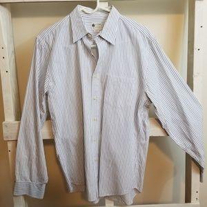 J. Crew Shirtings Washed Casual Shirt